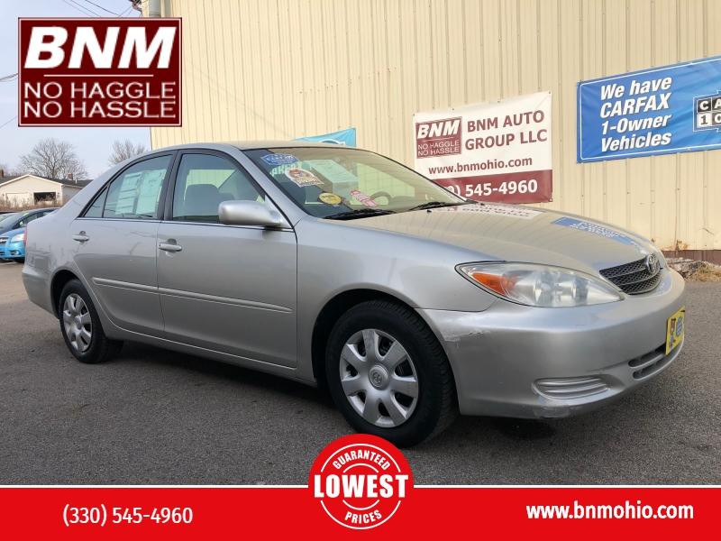 Toyota Camry 2004 price $3,300