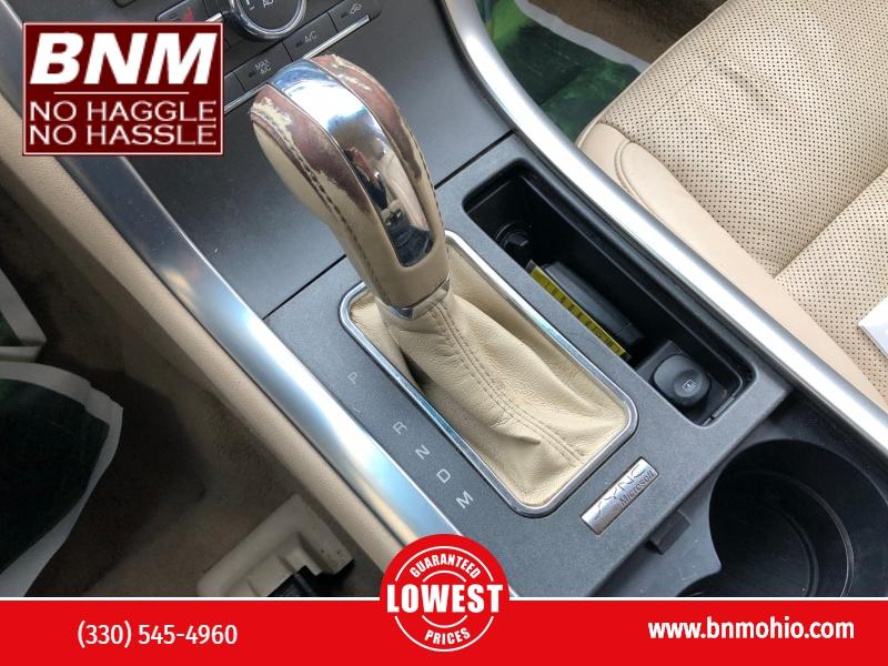 Lincoln MKS 2010 price $4,200