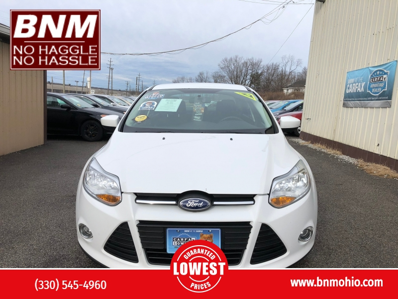 Ford Focus 2012 price $6,300