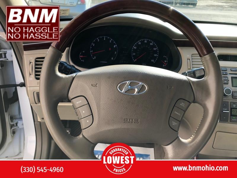 Hyundai Azera 2008 price $4,800