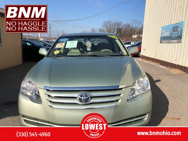 Toyota Avalon 2007 price $4,800