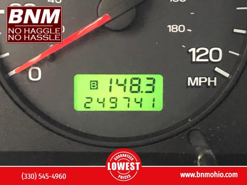 Subaru Forester 2001 price $1,900