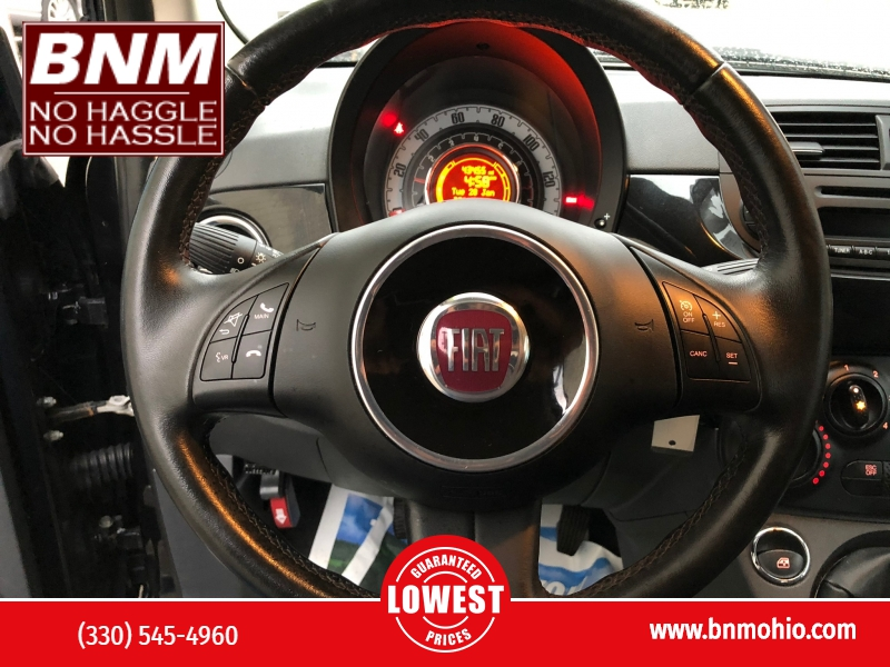 Fiat 500 2012 price $5,500