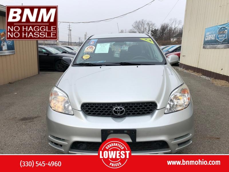 Toyota Matrix 2004 price $3,300