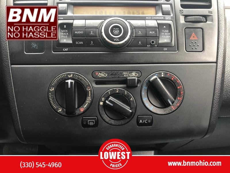 Nissan Versa 2009 price $3,300