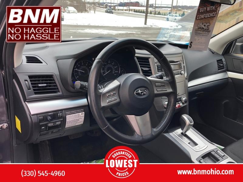 Subaru Outback 2010 price $5,900
