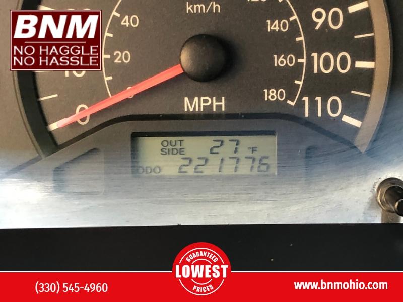 Toyota Corolla 2005 price $3,300