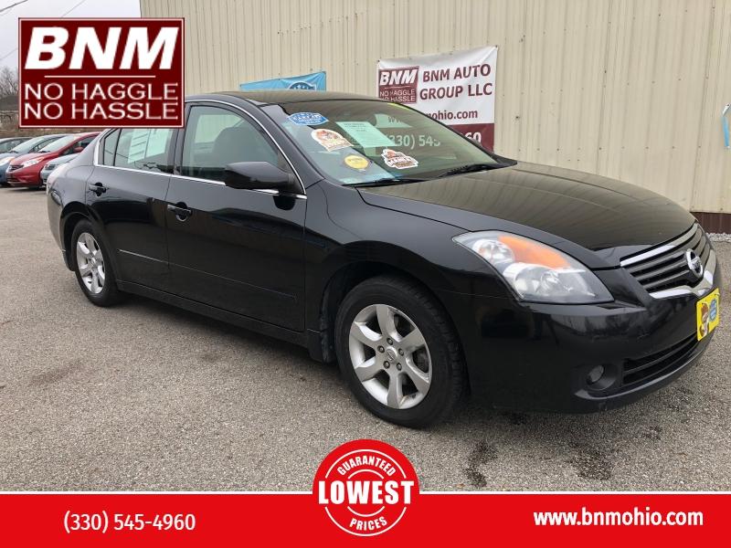 Nissan Altima 2009 price $5,500
