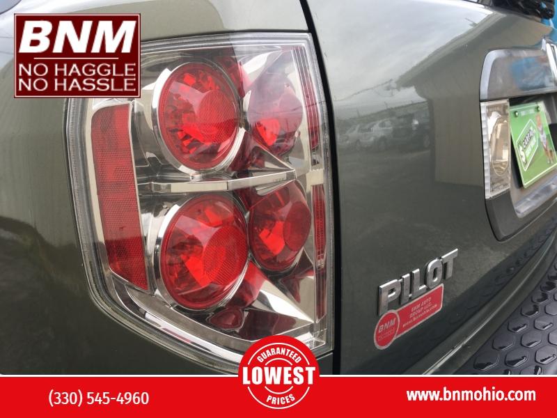 Honda Pilot 2008 price $4,900