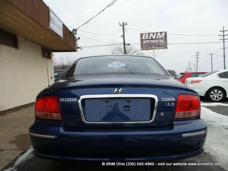2002 Hyundai Sonata 4dr Sdn Gls V6 Auto Bnm Auto Group