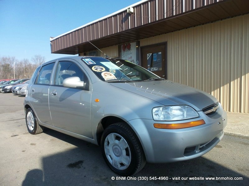 2004 Chevrolet Aveo 5dr Hb Base Manual Bnm Auto Group Inventory