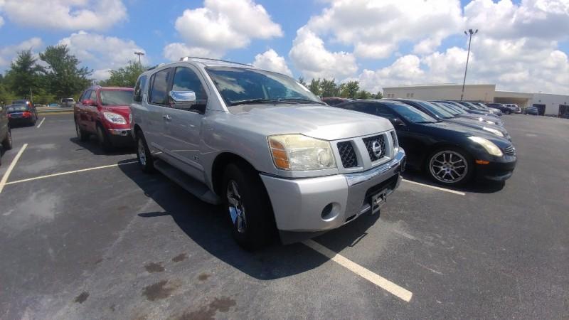 Nissan ARMADA 3RD ROW SEAT 2007 price $7,500