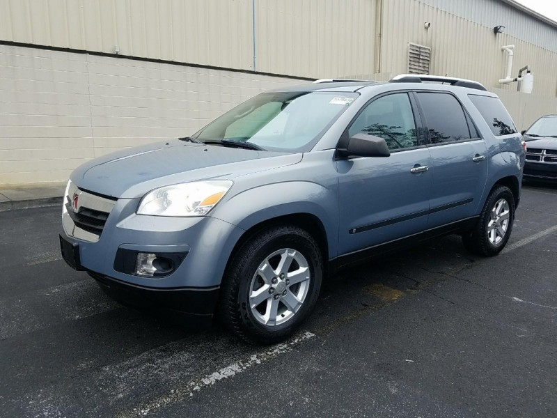 Saturn Outlook, W/ 3RD ROW SEAT 2008 price $6,500