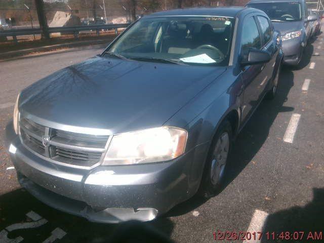 Dodge Avenger 2008 price $4,000