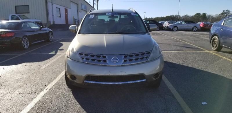 Nissan Murano 2007 price $6,000