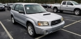 Subaru Forester (Natl) Automatic 2004