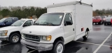 Ford Econoline Commercial Chassis E250, BOX TRUCK 1999