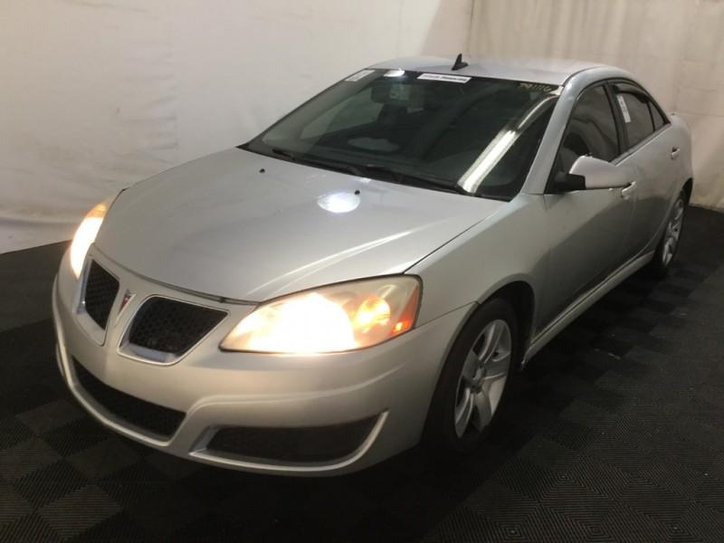 Pontiac G6 2010 price $4,000