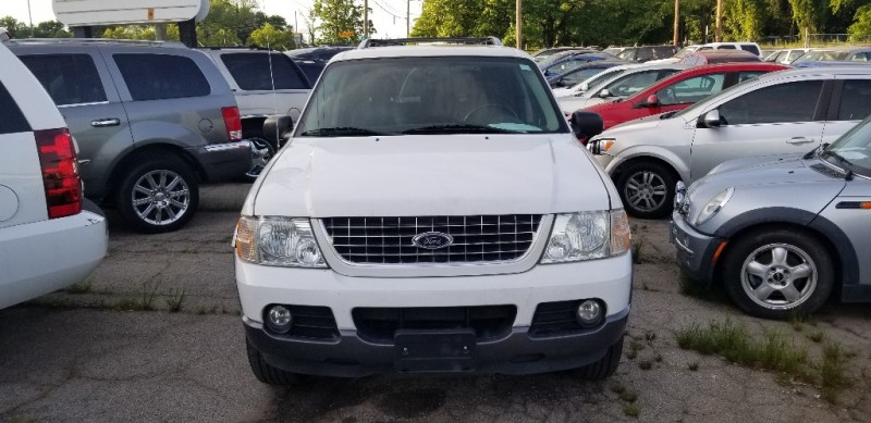 Ford Explorer, 3RD ROW SEAT, LEATHER SEATS 2003 price $4,000