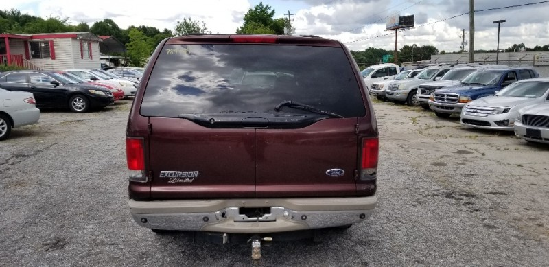 Ford Excursion 3RD ROW SEAT 2000 price $5,000