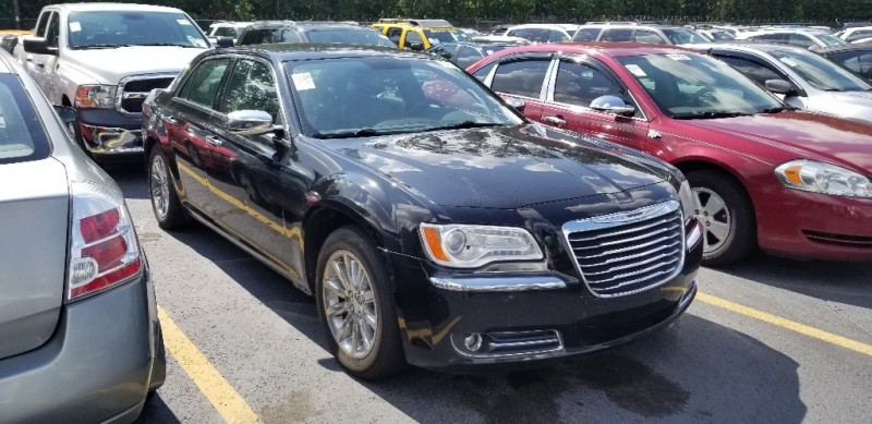 Chrysler 300 2011 price $8,000