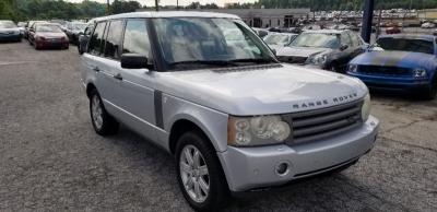 2006 Land Rover Range Rover 4dr Wgn HSE