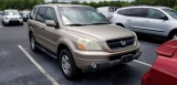 Honda PILOT W/ 3RD ROW SEATS, LEATHER SEATS 2003