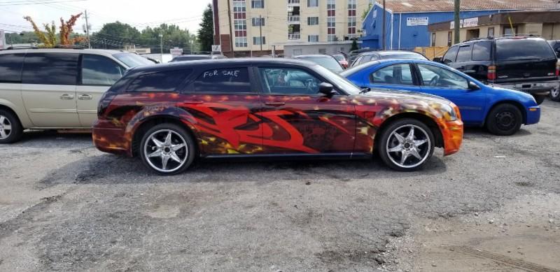 Dodge Magnum 2007 price $5,000