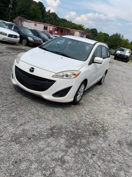 Mazda Mazda5 2012 price $6,500