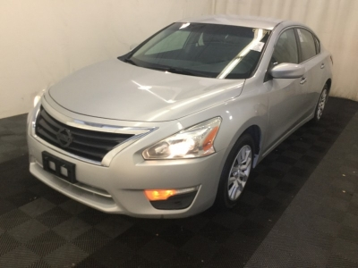 2013 Nissan Altima 4dr Sdn I4 CVT 2.5