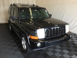 Jeep COMMANDER W/ 3RD ROW SEAT, LEATHER 2006
