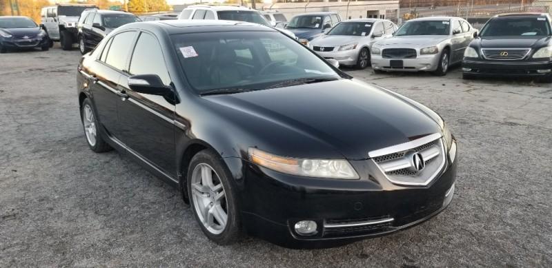 Acura TL 2008 price $6,000