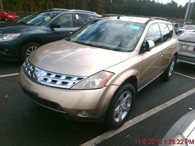 Nissan Murano 2003 price $5,000