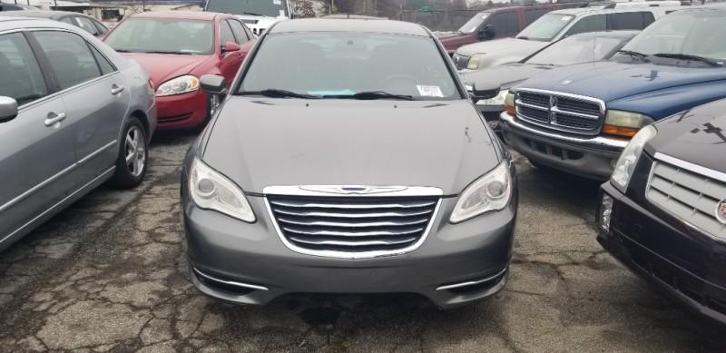 Chrysler 200 2012 price $5,000