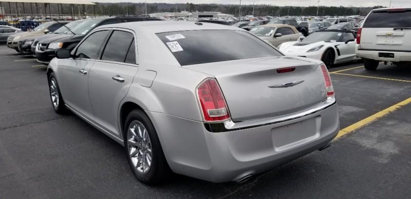 Chrysler 300 2012 price $8,000