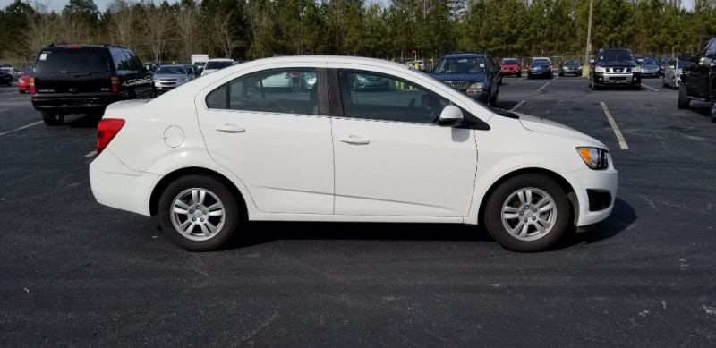 Chevrolet Sonic 2012 price $5,000