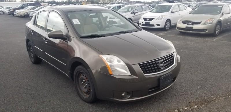 Nissan Sentra 2008 price $4,500