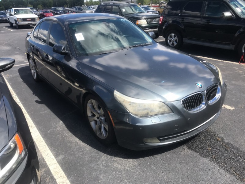 BMW 5-Series 2008 price $6,000