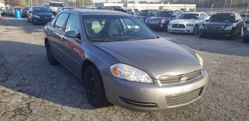 Chevrolet Impala 2006 price $3,000