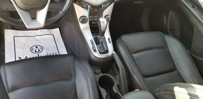 Chevrolet Cruze 2015 price $8,000
