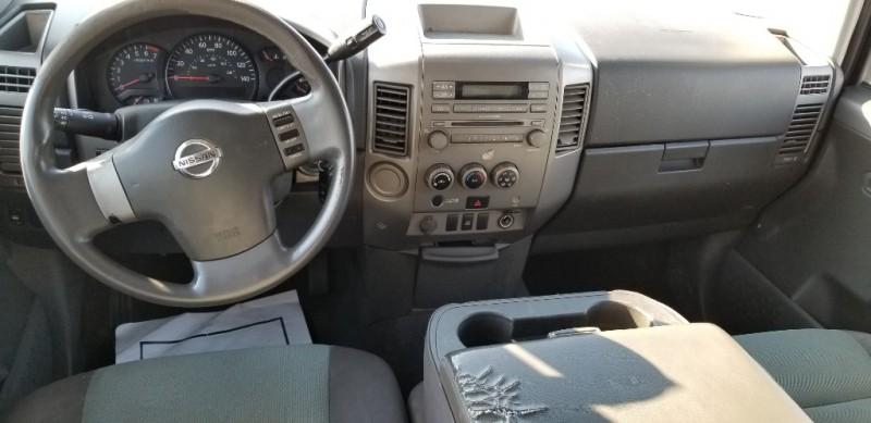 Nissan Titan 2006 price $7,000