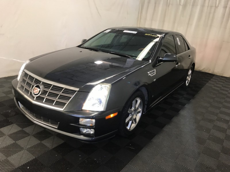 Cadillac STS 2008 price $6,500