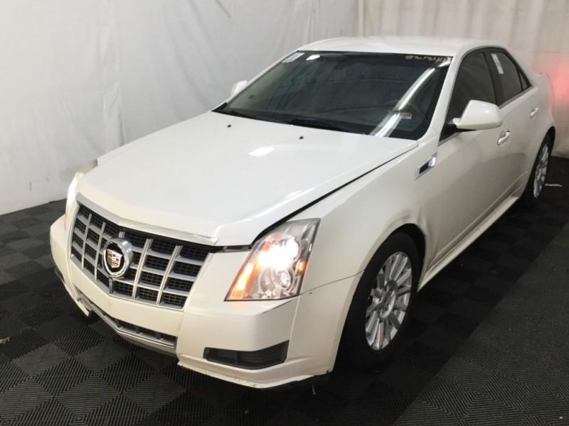 Cadillac CTS Sedan 2012 price $8,000