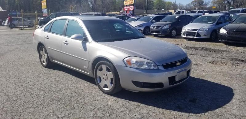 Chevrolet IMPALA SS 2007 price $7,500