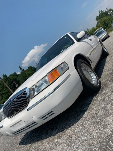 Mercury Grand Marquis 1999 price $4,500