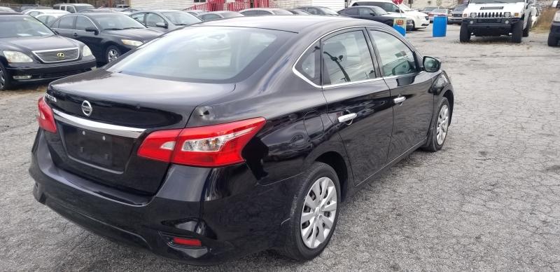 Nissan Sentra 2017 price $8,000