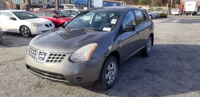 Nissan Rogue 2009 price $5,500