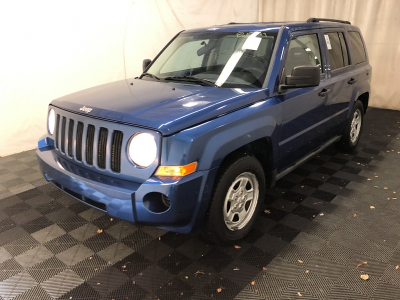 Jeep Patriot 2009 price $5,000