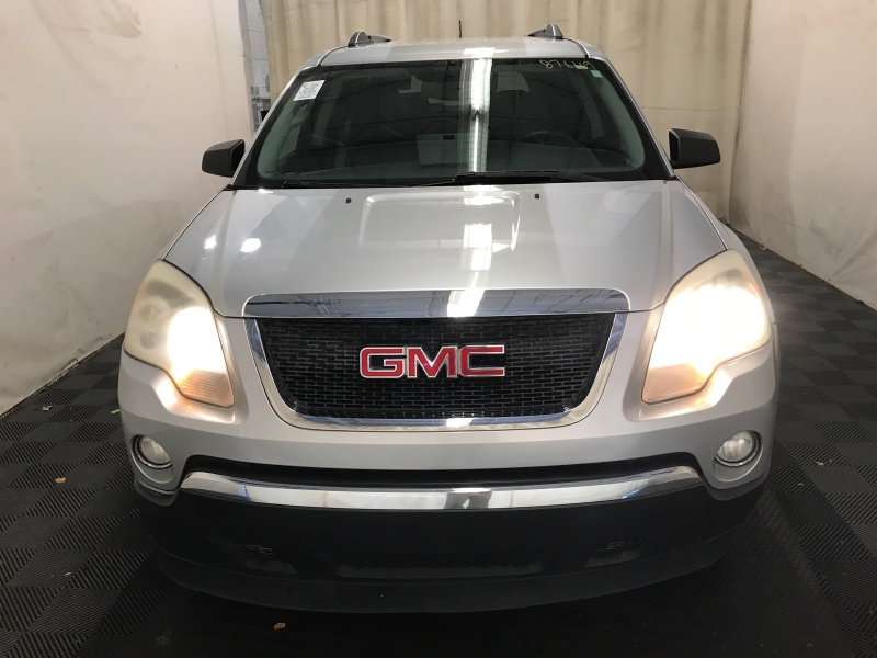 GMC ACADIA, W/ 3RD ROW SEAT 2010 price $6,500