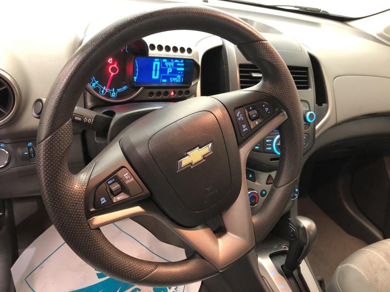 Chevrolet Sonic 2015 price $7,000
